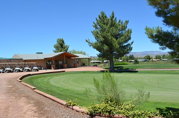 On The Greens Clubhouse