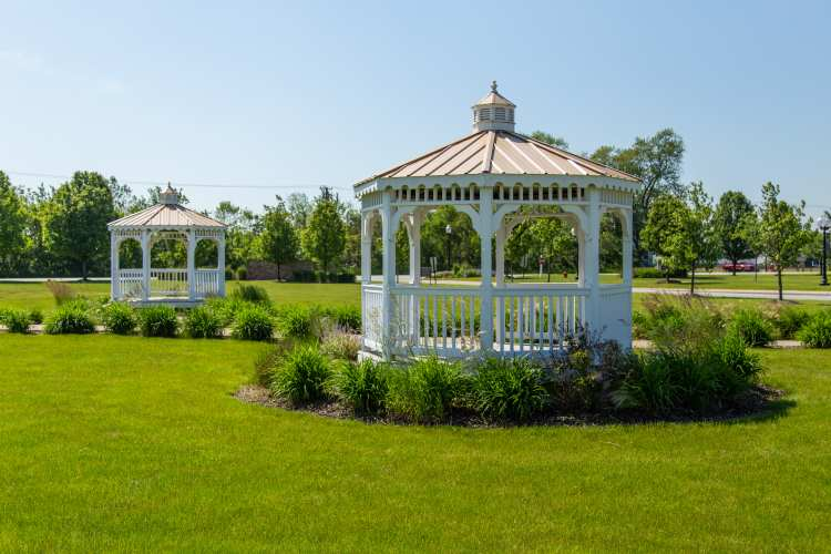 Weatherstone Lakes Gazebo